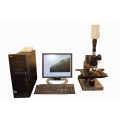 Olympus BHMJL Metallurgical Microscope with Photomicrographic Camera