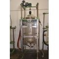 Chemglass 100L Jacketed Reactor